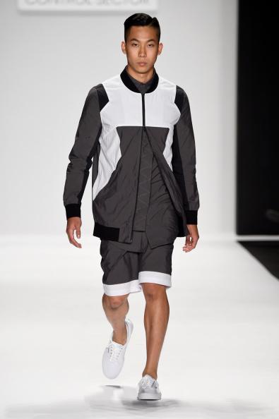 Gray Jacket「Art Hearts Fashion Presented By AIDS Healthcare Foundation - Runway - Mercedes-Benz Fashion Week Spring 2015」:写真・画像(4)[壁紙.com]