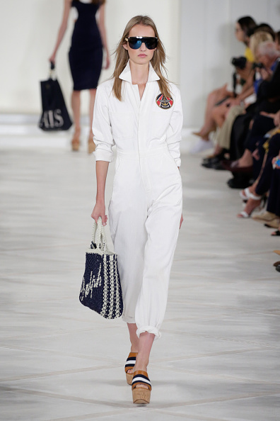 JP Yim「Ralph Lauren - Runway - Spring 2016 New York Fashion Week: The Shows」:写真・画像(7)[壁紙.com]