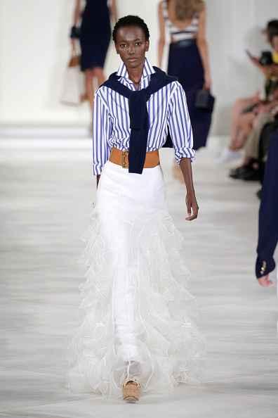 JP Yim「Ralph Lauren - Runway - Spring 2016 New York Fashion Week: The Shows」:写真・画像(9)[壁紙.com]