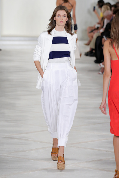 JP Yim「Ralph Lauren - Runway - Spring 2016 New York Fashion Week: The Shows」:写真・画像(10)[壁紙.com]