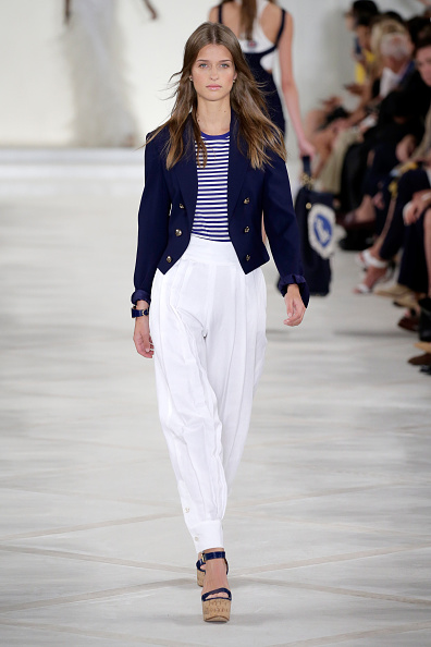 JP Yim「Ralph Lauren - Runway - Spring 2016 New York Fashion Week: The Shows」:写真・画像(15)[壁紙.com]