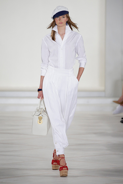 JP Yim「Ralph Lauren - Runway - Spring 2016 New York Fashion Week: The Shows」:写真・画像(6)[壁紙.com]