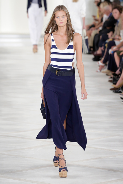 JP Yim「Ralph Lauren - Runway - Spring 2016 New York Fashion Week: The Shows」:写真・画像(11)[壁紙.com]