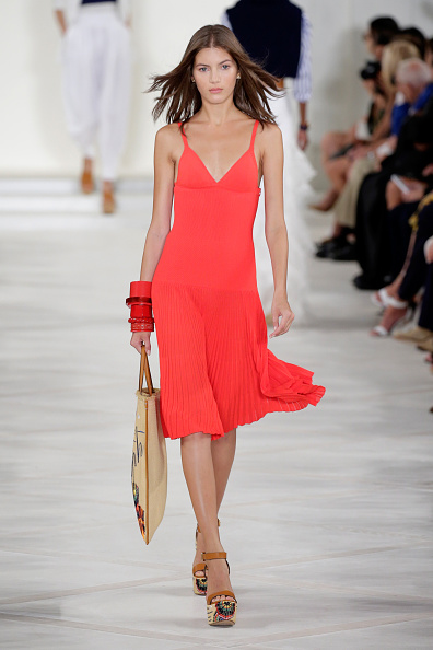 JP Yim「Ralph Lauren - Runway - Spring 2016 New York Fashion Week: The Shows」:写真・画像(12)[壁紙.com]