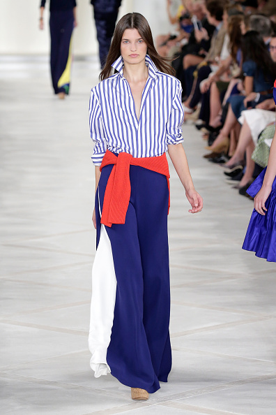 JP Yim「Ralph Lauren - Runway - Spring 2016 New York Fashion Week: The Shows」:写真・画像(17)[壁紙.com]