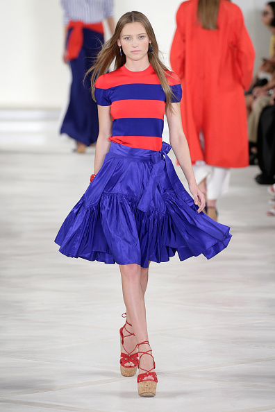 JP Yim「Ralph Lauren - Runway - Spring 2016 New York Fashion Week: The Shows」:写真・画像(14)[壁紙.com]
