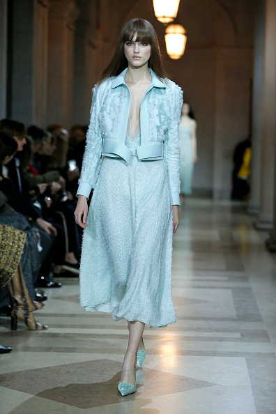 Blue Coat「Carolina Herrera - Runway - Fall 2016 New York Fashion Week」:写真・画像(12)[壁紙.com]