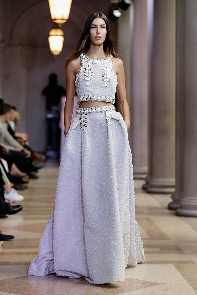 Embellishment「Carolina Herrera - Runway - Spring 2016 New York Fashion Week」:写真・画像(6)[壁紙.com]