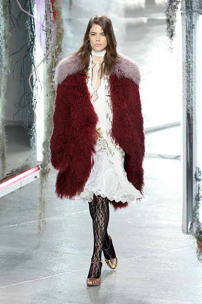 Coat - Garment「Kerastase Paris at Rodarte S/S 2016 Show - Runway」:写真・画像(8)[壁紙.com]
