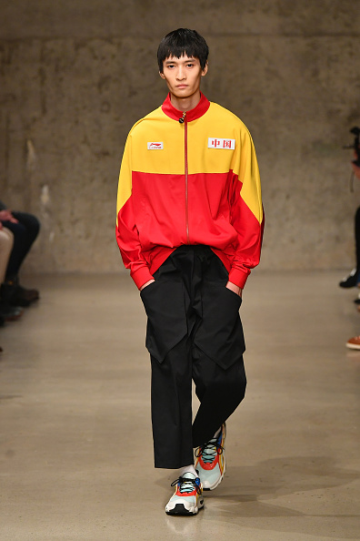 ニューヨークファッションウィーク「Li-Ning Fall/Winter 2018 Collection - February 2018 - New York Fashion Week - Runway」:写真・画像(3)[壁紙.com]