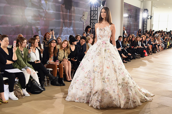 ベストオブ「Ines Di Santo Bridal Collection Spring 2017 - Runway」:写真・画像(9)[壁紙.com]