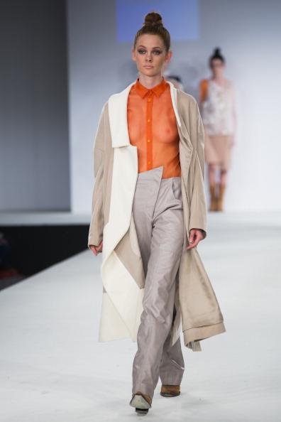 半透明「Graduate Fashion Week 2014 - Day 3」:写真・画像(19)[壁紙.com]