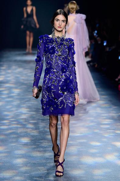Purple Shoe「Marchesa - Runway - Fall 2016 New York Fashion Week: The Shows」:写真・画像(15)[壁紙.com]