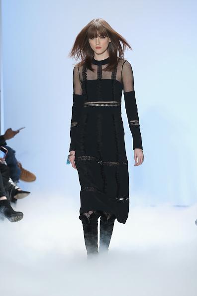 Neilson Barnard「Nicole Miller - Runway - Fall 2016 New York Fashion Week: The Shows」:写真・画像(11)[壁紙.com]