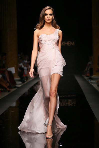 AltaRoma AltaModa「Rani Zakhem  - Runway  - AltaRoma AltaModa Fashion Week Fall/Winter 2015/16」:写真・画像(4)[壁紙.com]