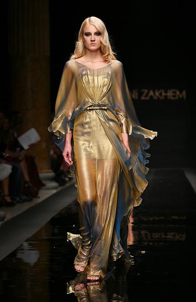 AltaRoma AltaModa「Rani Zakhem  - Runway  - AltaRoma AltaModa Fashion Week Fall/Winter 2015/16」:写真・画像(9)[壁紙.com]