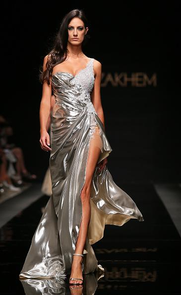 AltaRoma AltaModa「Rani Zakhem  - Runway  - AltaRoma AltaModa Fashion Week Fall/Winter 2015/16」:写真・画像(5)[壁紙.com]