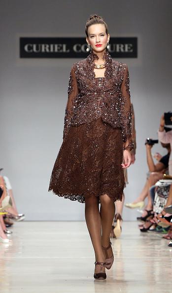 AltaRoma AltaModa「Curiel Couture - Runway - AltaRoma AltaModa Fashion Week Fall/Winter 2015/16」:写真・画像(3)[壁紙.com]