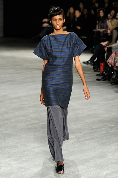 Gray Skirt「Creatures Of The Wind - Runway - Mercedes-Benz Fashion Week Fall 2014」:写真・画像(16)[壁紙.com]