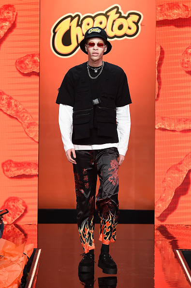 Variation「Cheetos Unveils Fan-Inspired Versions Of The #CheetosFlaminHaute Look At The House Of Flamin' Haute Runway Show + Style Bar Experience In New York」:写真・画像(0)[壁紙.com]