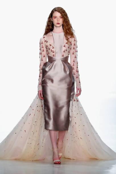 Bibhu Mohapatra - Runway - February 2017 - New York Fashion Week: The Shows:ニュース(壁紙.com)