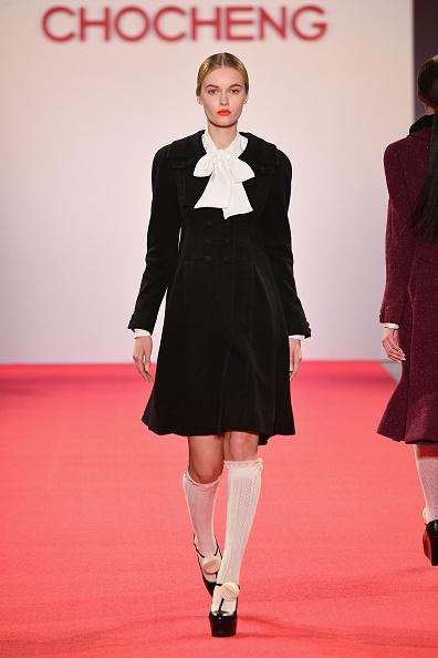 Womenswear「Chocheng - Runway - February 2019 - New York Fashion Week: The Shows」:写真・画像(0)[壁紙.com]