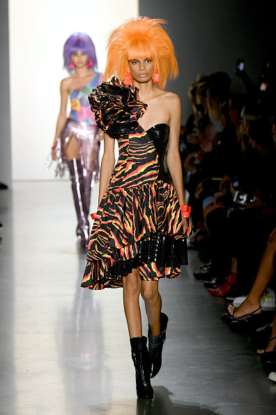 Yellow「Jeremy Scott - Runway - September 2019 - New York Fashion Week: The Shows」:写真・画像(4)[壁紙.com]