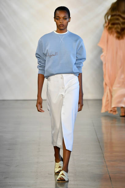 Noon By Noor - Runway - September 2018 - New York Fashion Week: The Shows:ニュース(壁紙.com)