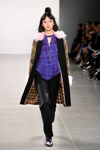 ニューヨークファッションウィーク「Nicole Miller - Runway - February 2019 - New York Fashion Week: The Shows」:写真・画像(5)[壁紙.com]