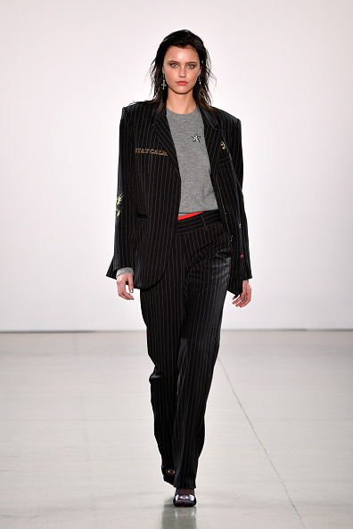Spring Studios - New York「Nicole Miller - Runway - February 2019 - New York Fashion Week: The Shows」:写真・画像(4)[壁紙.com]