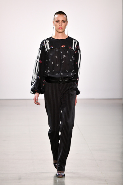 Spring Studios - New York「Nicole Miller - Runway - February 2019 - New York Fashion Week: The Shows」:写真・画像(12)[壁紙.com]