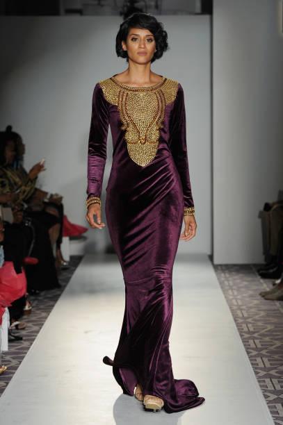 Kaftan Citra - Fashion Gallery NYFW - Runway:ニュース(壁紙.com)