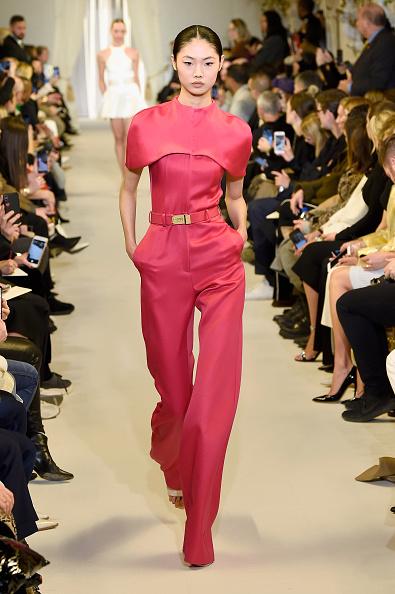 ニューヨークファッションウィーク「Brandon Maxwell - Runway - February 2019 - New York Fashion Week」:写真・画像(14)[壁紙.com]