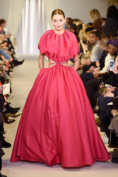ニューヨークファッションウィーク「Brandon Maxwell - Runway - February 2019 - New York Fashion Week」:写真・画像(3)[壁紙.com]
