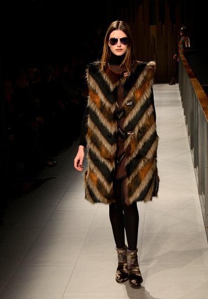 Barcelona Fashion Week「080 Barcelona Fashion Autumn-Winter 2014-2015 - Day 3」:写真・画像(12)[壁紙.com]