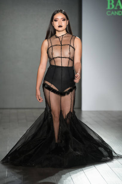 Bad Butterfly Presented By Candice Cuoco x Vanessa Simmons - Runway - September 2017 - New York Fashion Week: Style360:ニュース(壁紙.com)