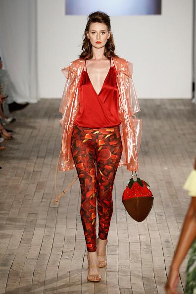 Orange - Fruit「Nolcha Shows Runway New York Fashion Week Spring Summer 2019 ACID NYC」:写真・画像(11)[壁紙.com]