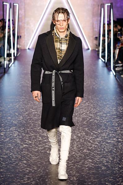 Tristan Fewings「Brand Who - Runway -  Mercedes Benz Fashion Week Istanbul - March 2018」:写真・画像(4)[壁紙.com]
