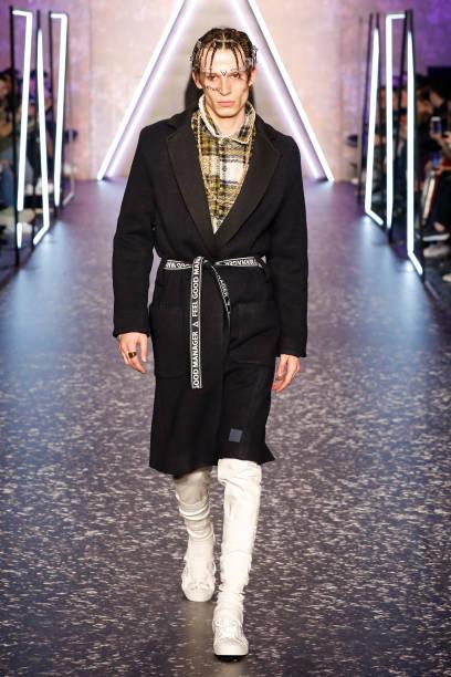 Brand Who - Runway -  Mercedes Benz Fashion Week Istanbul - March 2018:ニュース(壁紙.com)