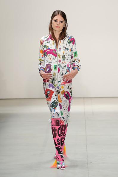 Hosiery「Libertine - Runway - September 2016 - New York Fashion Week: The Shows」:写真・画像(7)[壁紙.com]