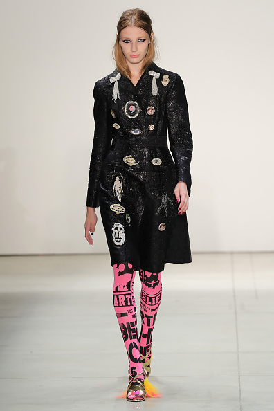 Hosiery「Libertine - Runway - September 2016 - New York Fashion Week: The Shows」:写真・画像(10)[壁紙.com]