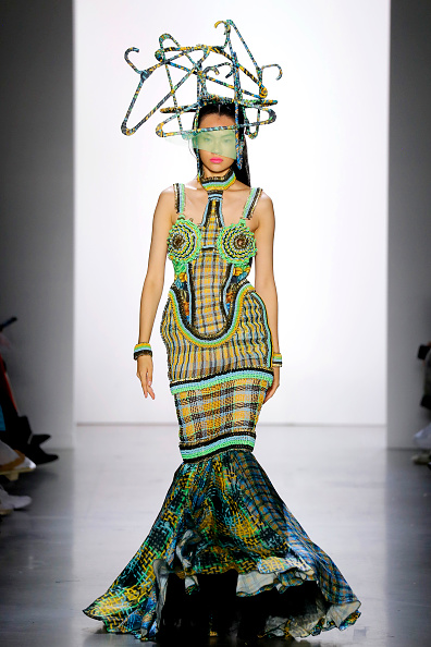 Crochet「Parsons MFA - Runway - September 2019 - New York Fashion Week: The Shows」:写真・画像(13)[壁紙.com]