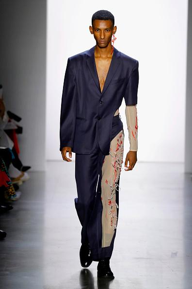 Full Suit「Parsons MFA - Runway - September 2019 - New York Fashion Week: The Shows」:写真・画像(16)[壁紙.com]