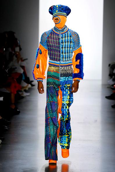 Multi Colored「Parsons MFA - Runway - September 2019 - New York Fashion Week: The Shows」:写真・画像(5)[壁紙.com]