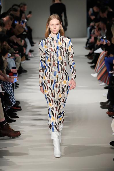 White Boot「Victoria Beckham - Runway - February 2017 - New York Fashion Week」:写真・画像(0)[壁紙.com]