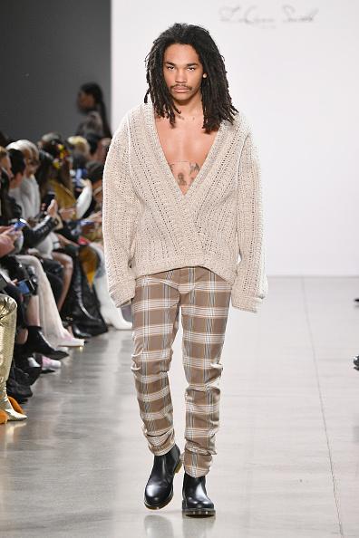 Spring Studios - New York「Laquan Smith - Runway - February 2019 - New York Fashion Week: The Shows」:写真・画像(2)[壁紙.com]