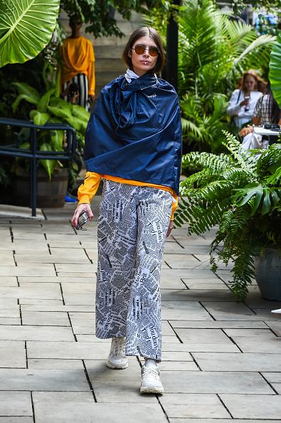 Yellow「Collina Strada + Assembly New York - Presentation - September 2017 - New York Fashion Week」:写真・画像(18)[壁紙.com]