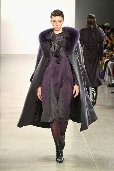 Fur Trim「Asia Fashion Collection - Runway - February 2019 - New York Fashion Week: The Shows」:写真・画像(7)[壁紙.com]