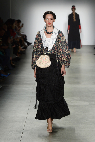 Skirt「Global Fashion Collective II - Runway - February 2019 - New York Fashion Week: The Shows」:写真・画像(6)[壁紙.com]