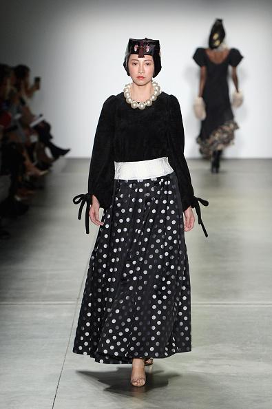 Pearl Jewelry「Global Fashion Collective II - Runway - February 2019 - New York Fashion Week: The Shows」:写真・画像(5)[壁紙.com]